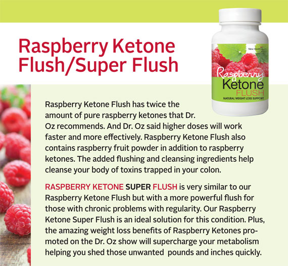 Raspberry Ketone Flush New Health