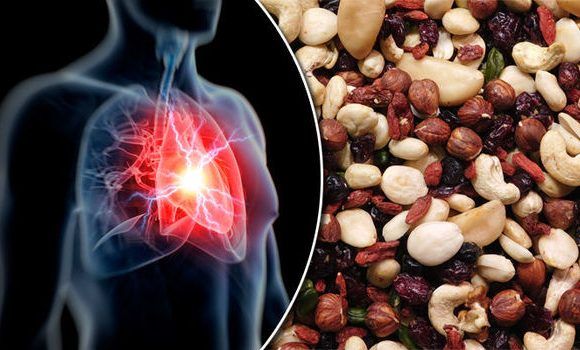 Stroke risk: Eating a handful of THIS every day can reduce cholesterol