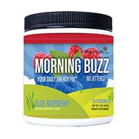Morning Buzz Blue Raspberry