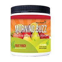 Morning Buzz Fruit Punch