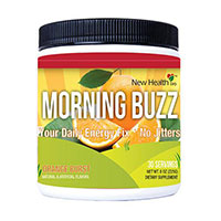 Morning Buzz Orange Burst