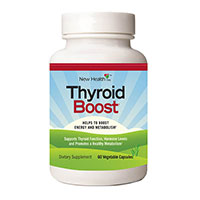 Thyroid Boost - Thyroid Supplement