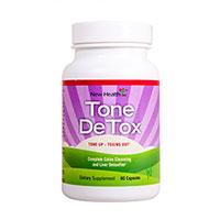 Tone Detox - Flush and Detox Weightloss Supplement