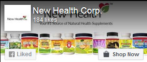 Like New Health Corp on Facebook