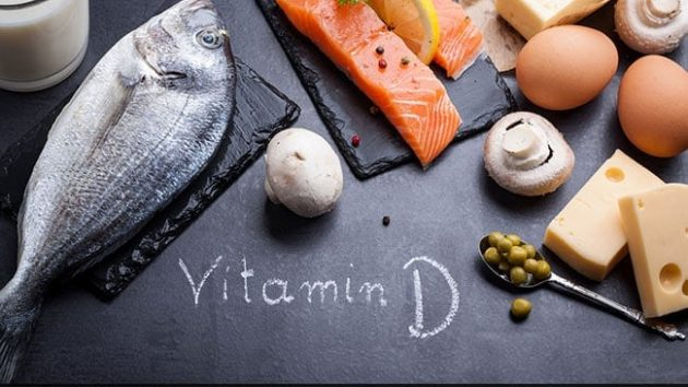 Vitamin D Levels And Cholesterol